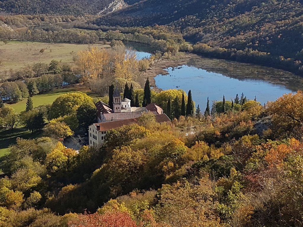 Krka Monastery