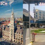 Bussen Zagreb Munchen