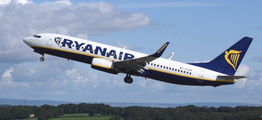 Ryanair Airports