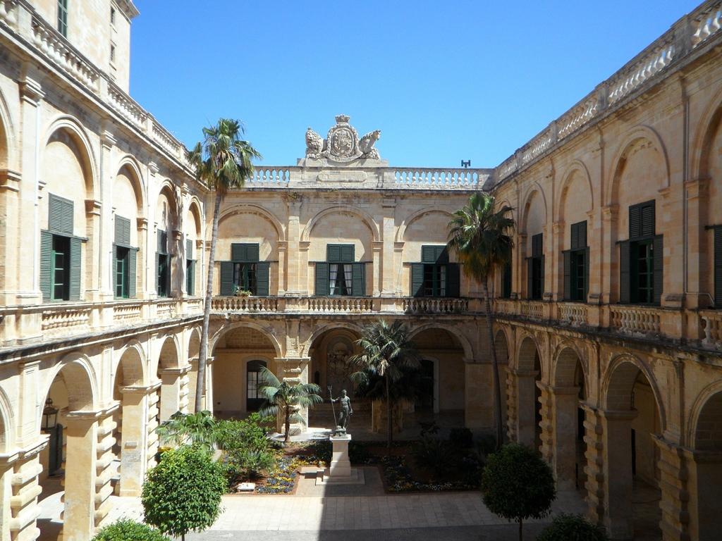 Den store mästarens palats, Valletta