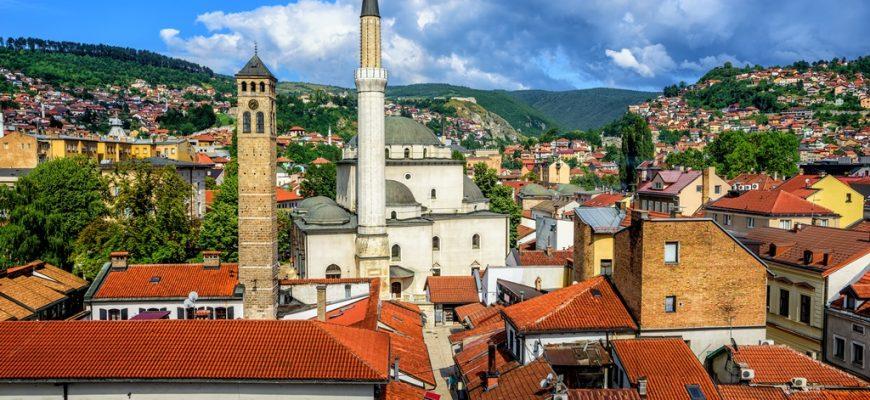 Whores in Sarajevo