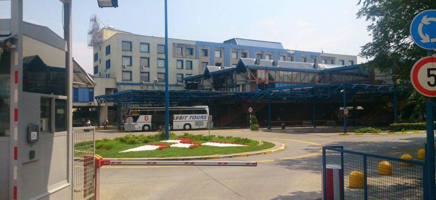 Bussen Zagreb Belgrado