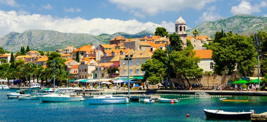 Top 10 charming coastal towns in Croatia, what places to visit