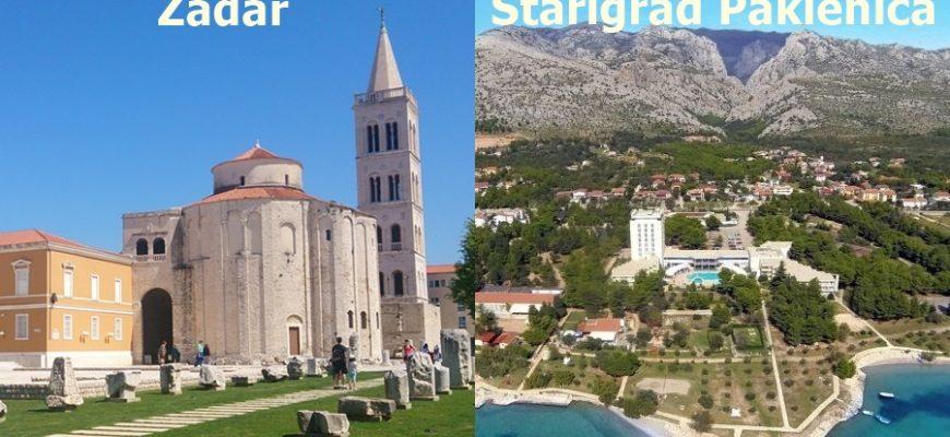 Bussen Zadar-Starigrad-Paklenica