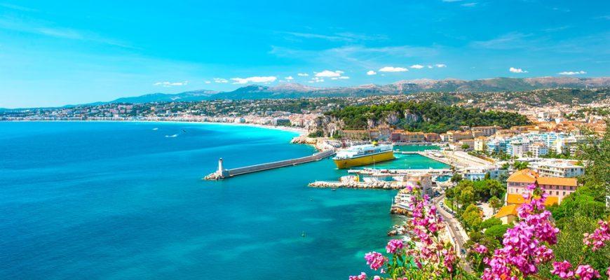 Bezienswaardigheden in Nice