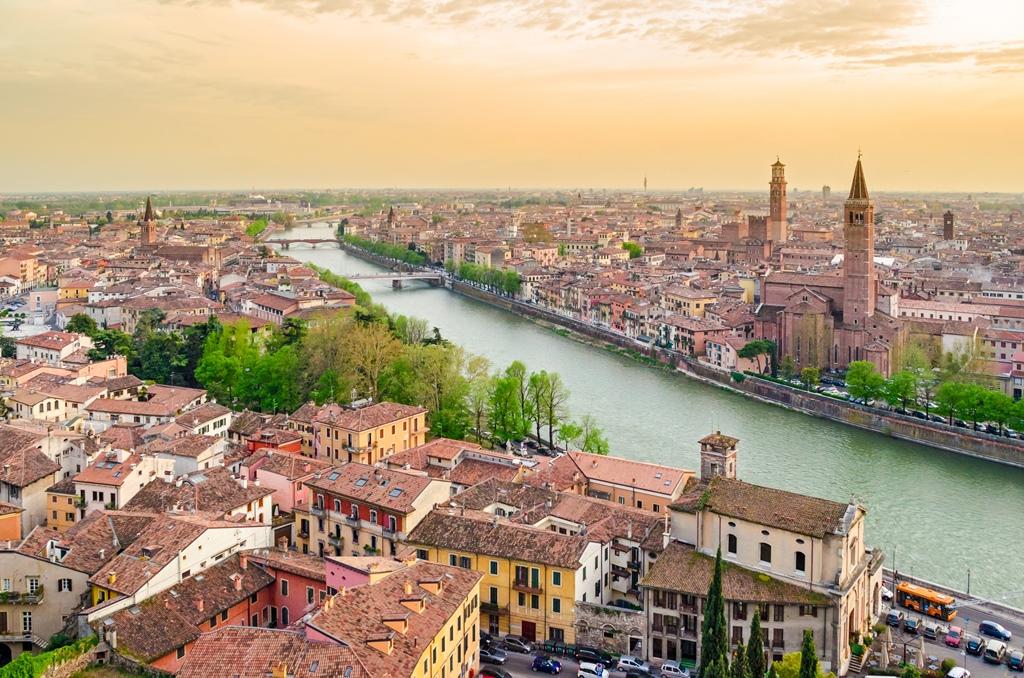 Verona UNESCO werelderfgoed