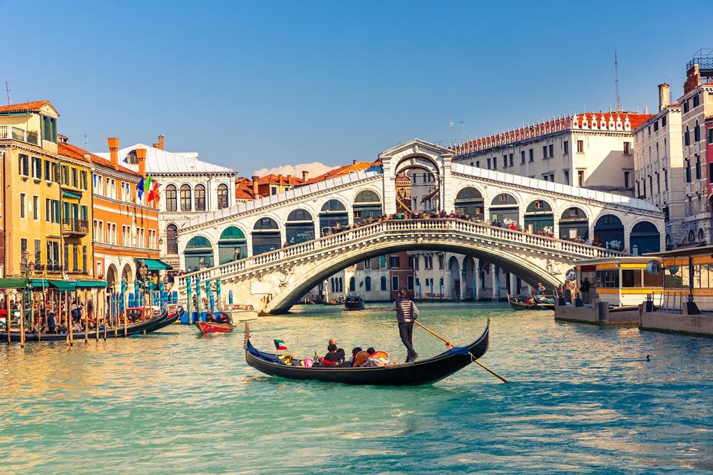 UNESCO werelderfgoed Venetie