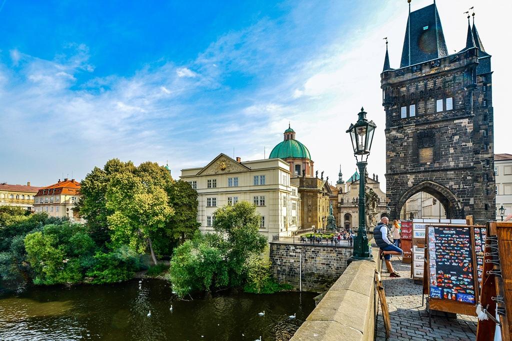 Bezienswaardigheden in Praag