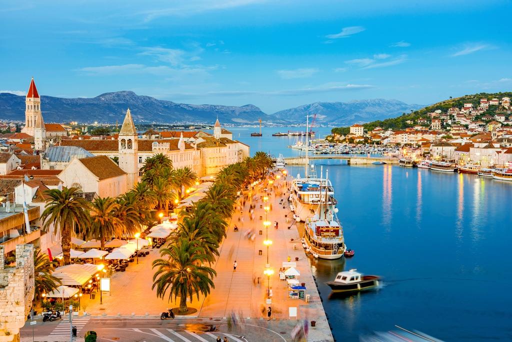 Le 10 città costiere più belle di Croazia, luoghi da vedere
