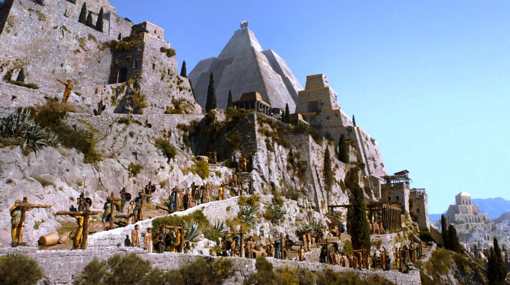 Die Festung Klis Ber 252 Hmter Game Of Thrones Drehort