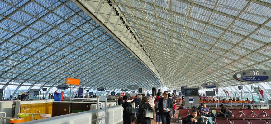 Parigi aeroporto
