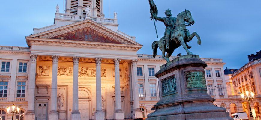 Stadsgids Brussel