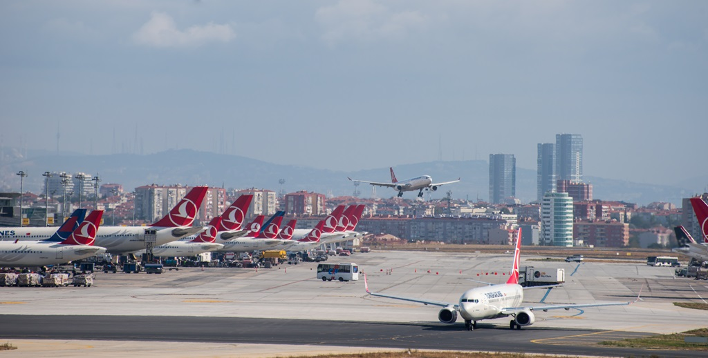 How to Get From Ataturk Airport to Istanbul City Centre