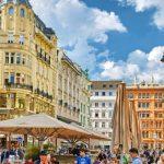 Naschmarkt in Wenen