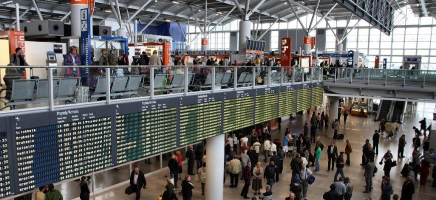 Aeroporto Chopin di Varsavia