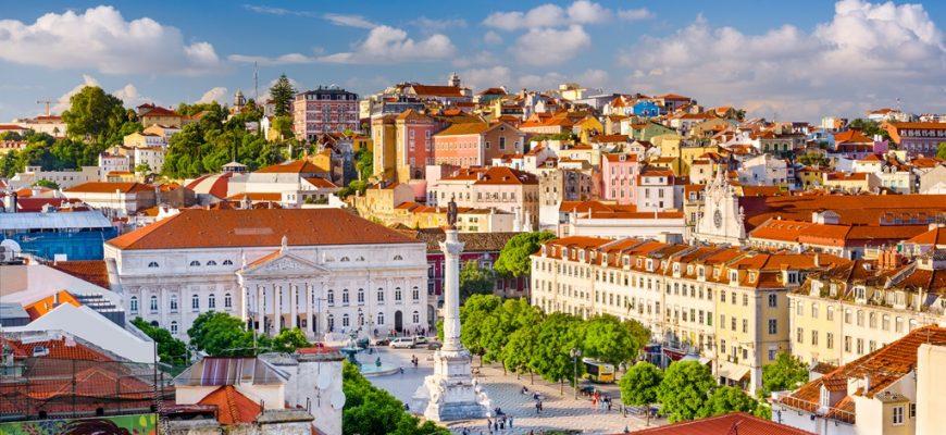 Lissabon bezoeken