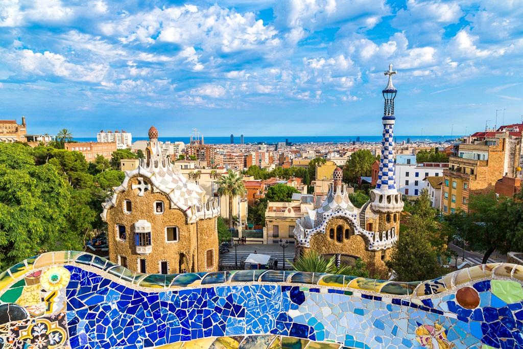 Gaudi bezienswaardigheden Barcelona