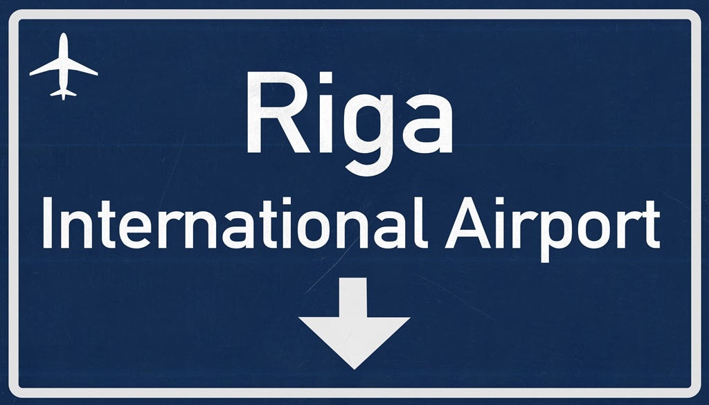 Airport Bus Riga How To Reach The Capital From The Airport