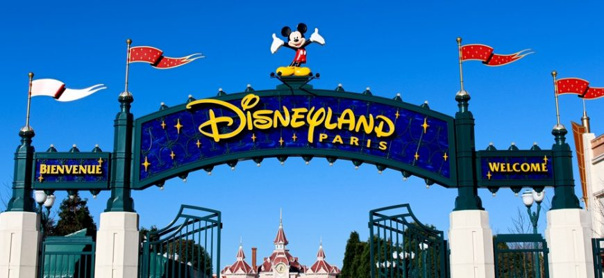 Disneyland Parijs bezoeken