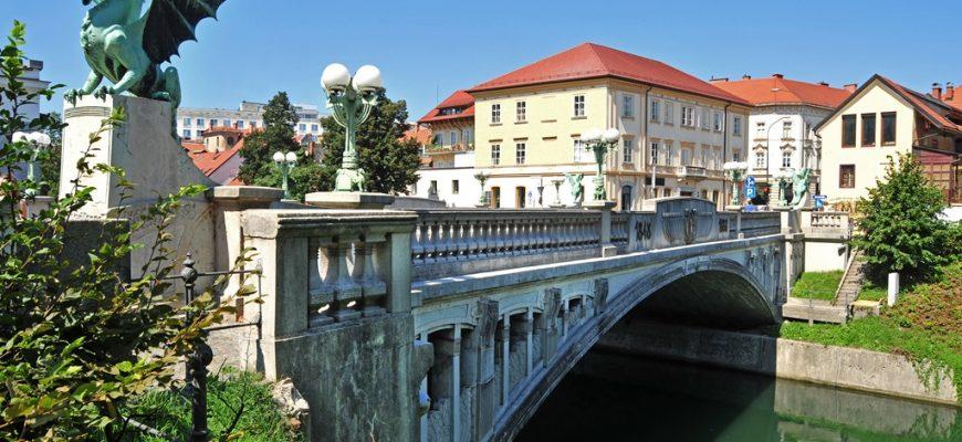 Stadsgids Ljubljana