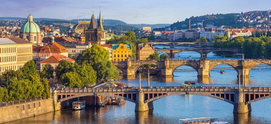 24 uur in Praag