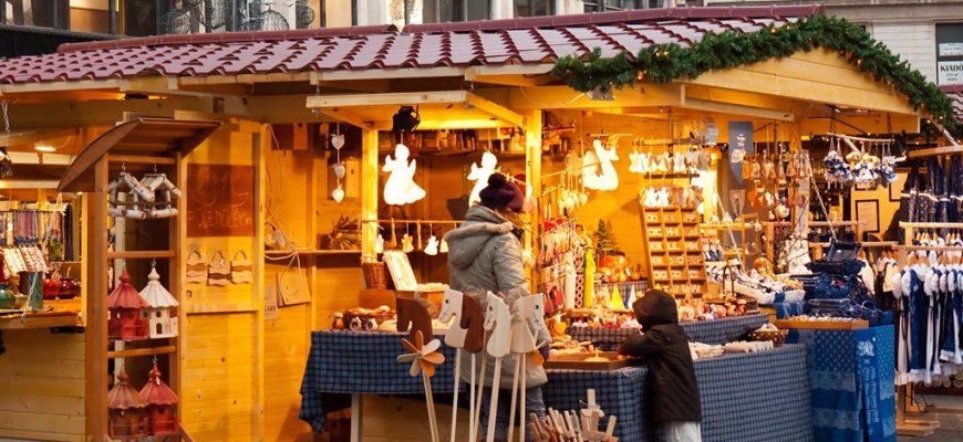 Beste Kerstmarkten In Europa In 2018