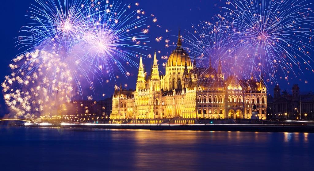 Oud en Nieuw in Boedapest
