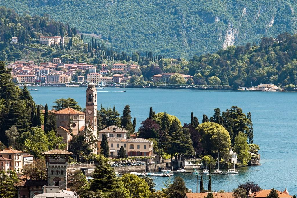 Como Meer Italie