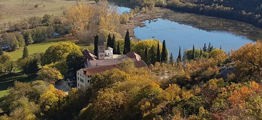 Het Krka klooster