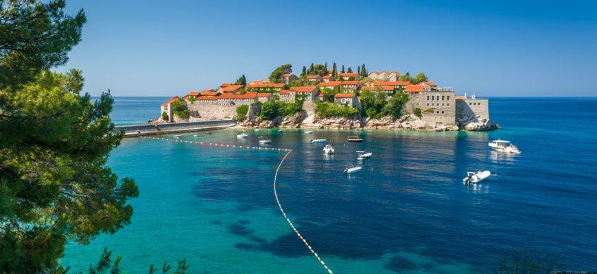 Beste stranden in Montenegro