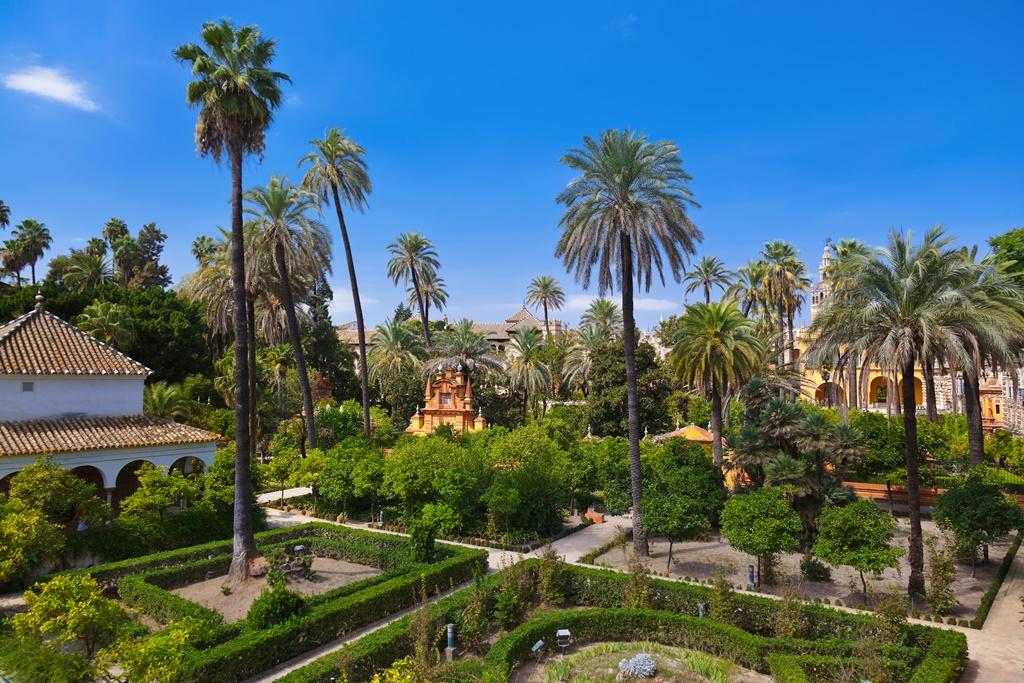 Sevilla filmlocaties Game of Thrones