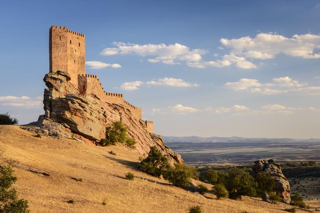Zafra kasteel filmlocatie Game of Thrones