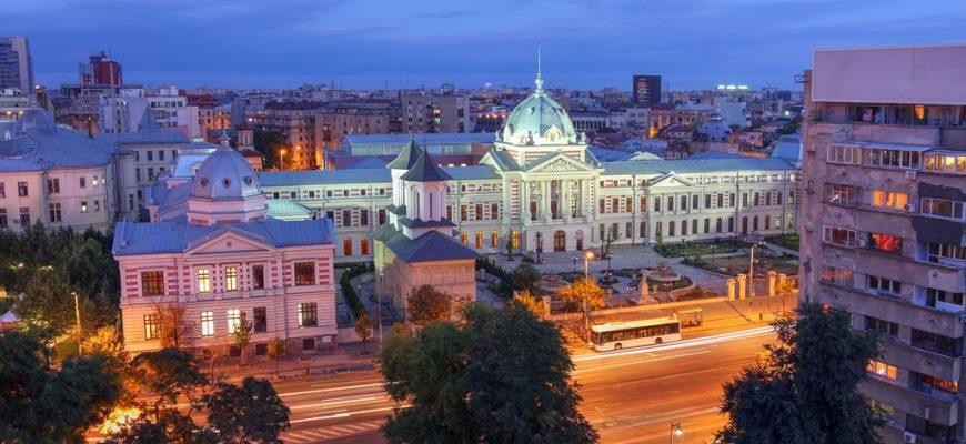 24 uur in Boekarest