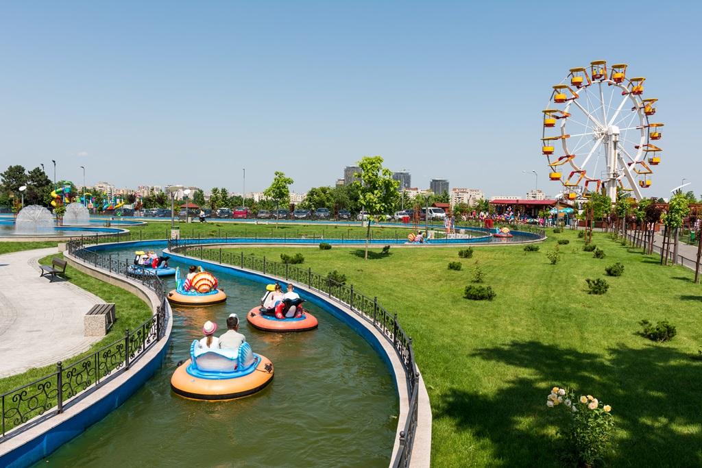 Bezienswaardigheden in Boekarest