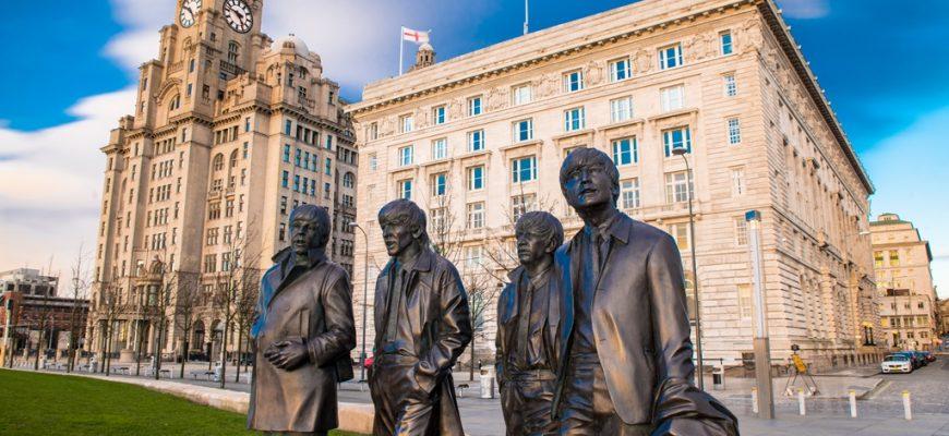 Liverpool en Manchester bezoeken