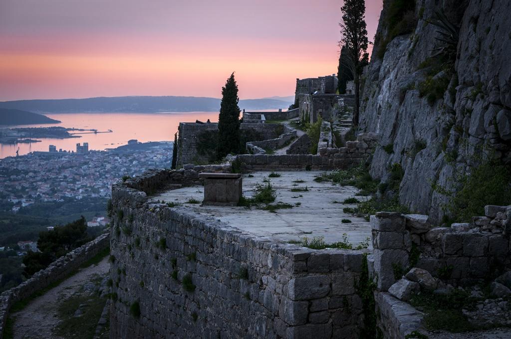 Klis fort in Split bezoeken