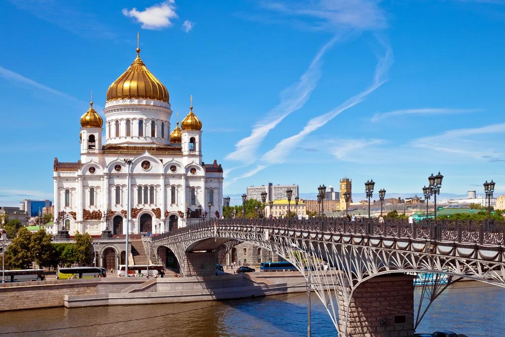 Moskou bezoeken