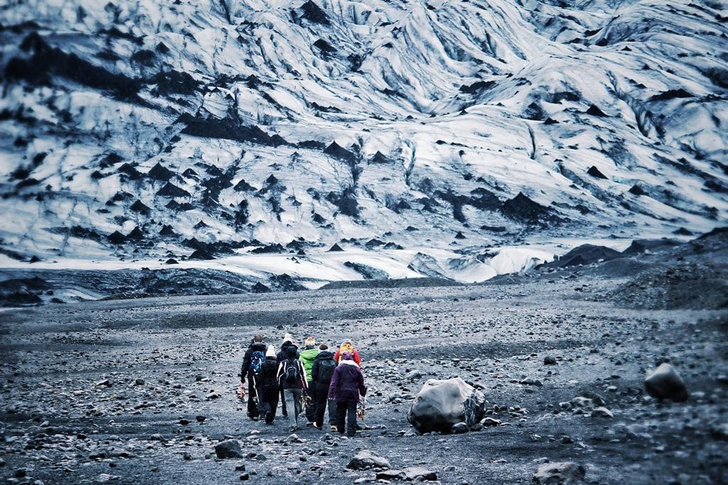 Vulkaantours in IJsland
