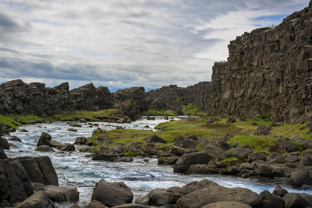 Nationale Parken in IJsland