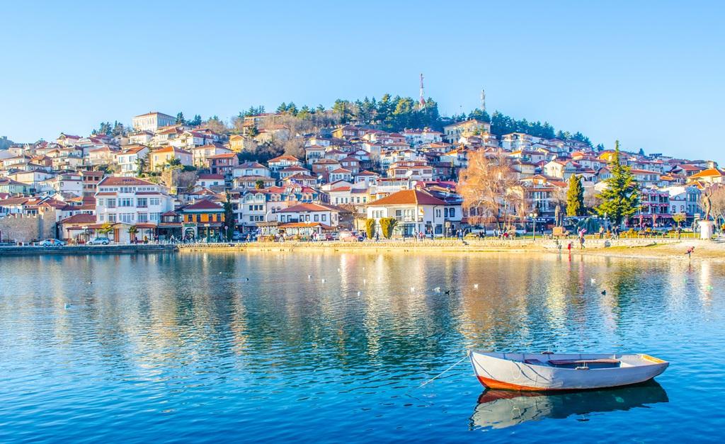 Ohrid bezoeken vanuit Skopje