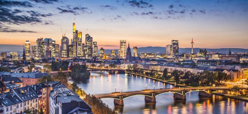 Frankfurt bezoeken