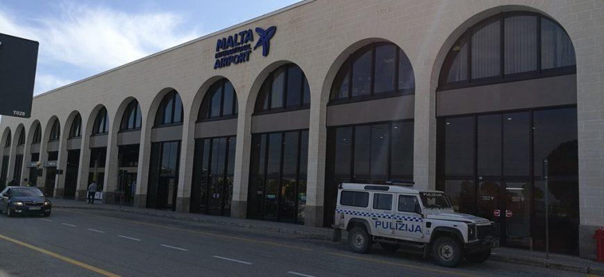 Autobus Zracna Luka Malta Kako Doci Od I Do Zracne Luke