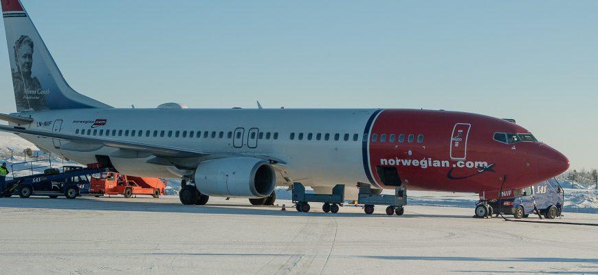 Vliegveldbus Tromso