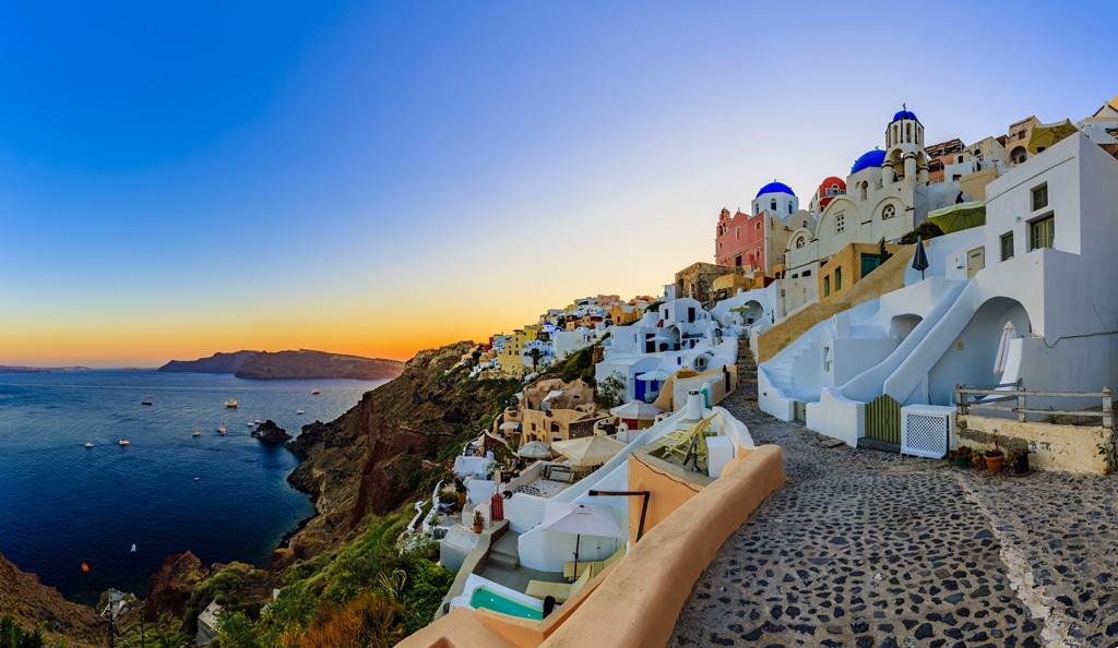 Le migliori cose da fare in Santorini, la bellissima isola