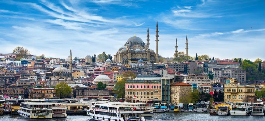 Stadsgids Istanboel