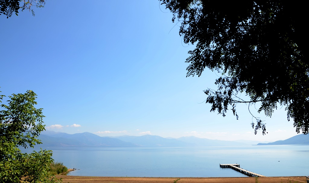 NP Galicica Noord Macedonie