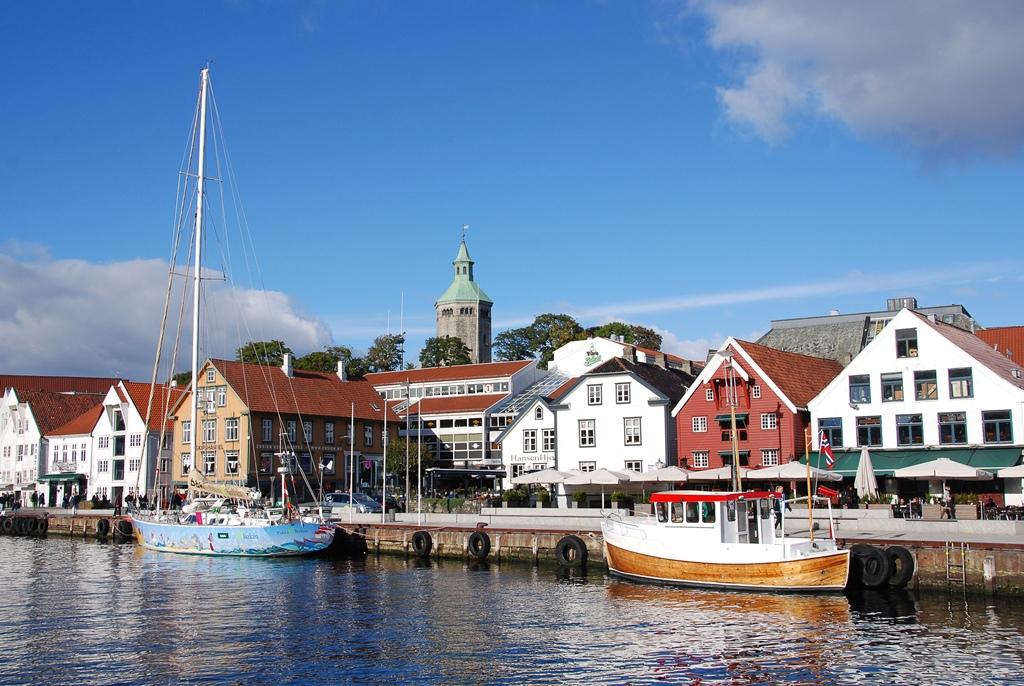 Vliegveldbus Stavanger