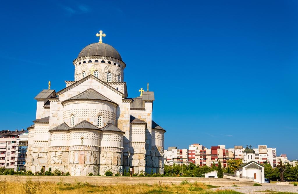 Podgorica bezoeken