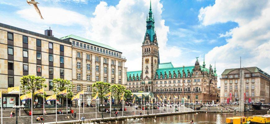 Stadsgids Hamburg