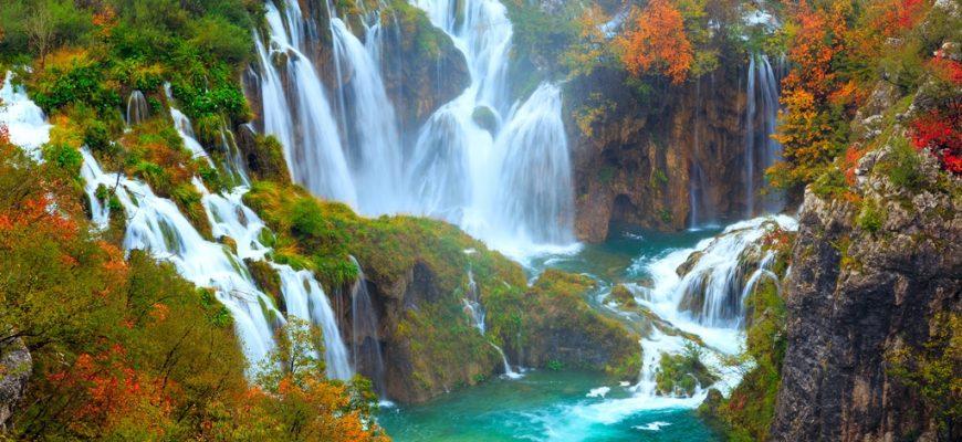 Top 5 watervallen in Kroatie